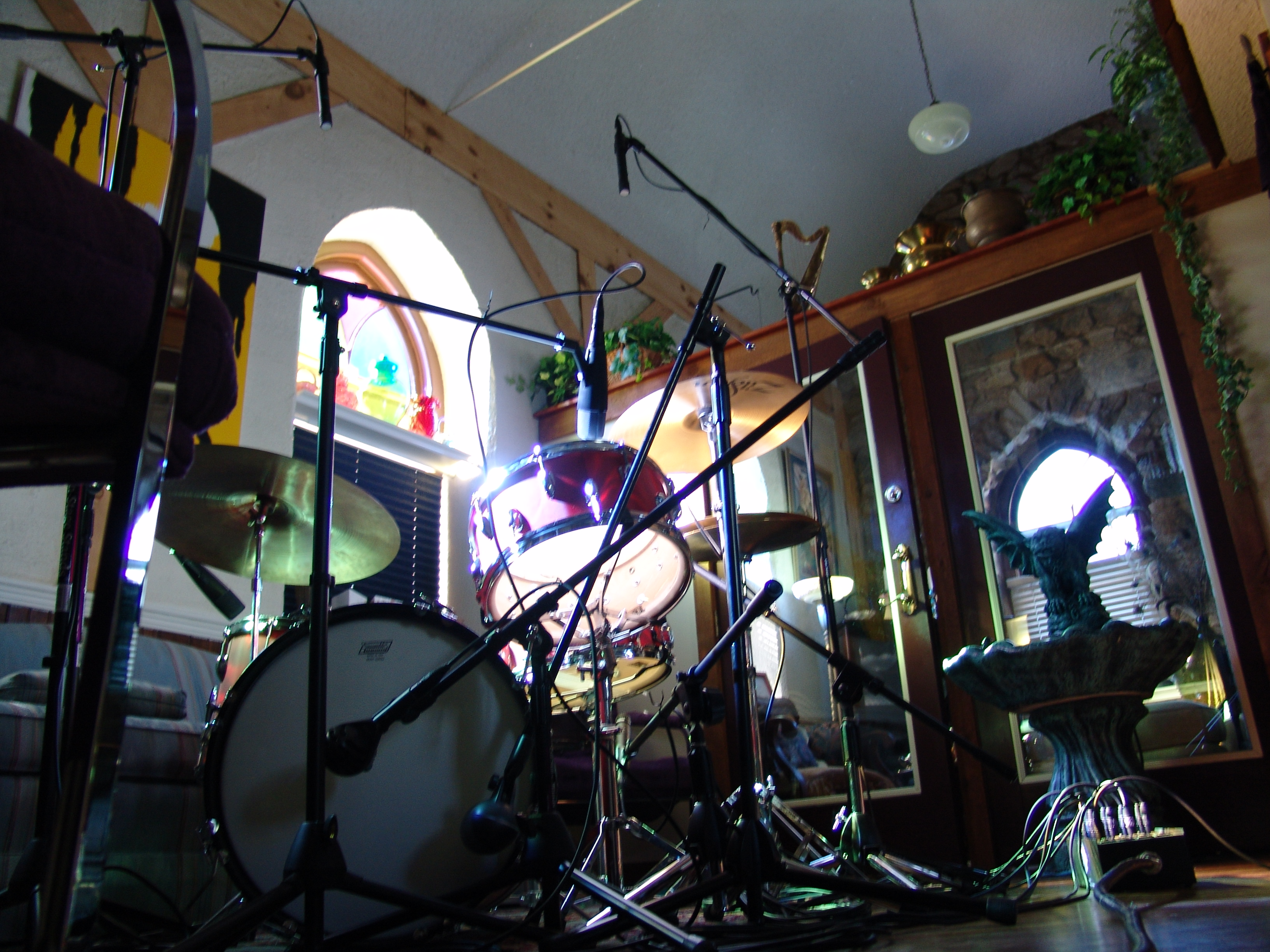 Articles On Best Rooms For Recording Drums