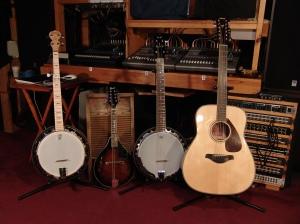 Acoustic Instruments 001